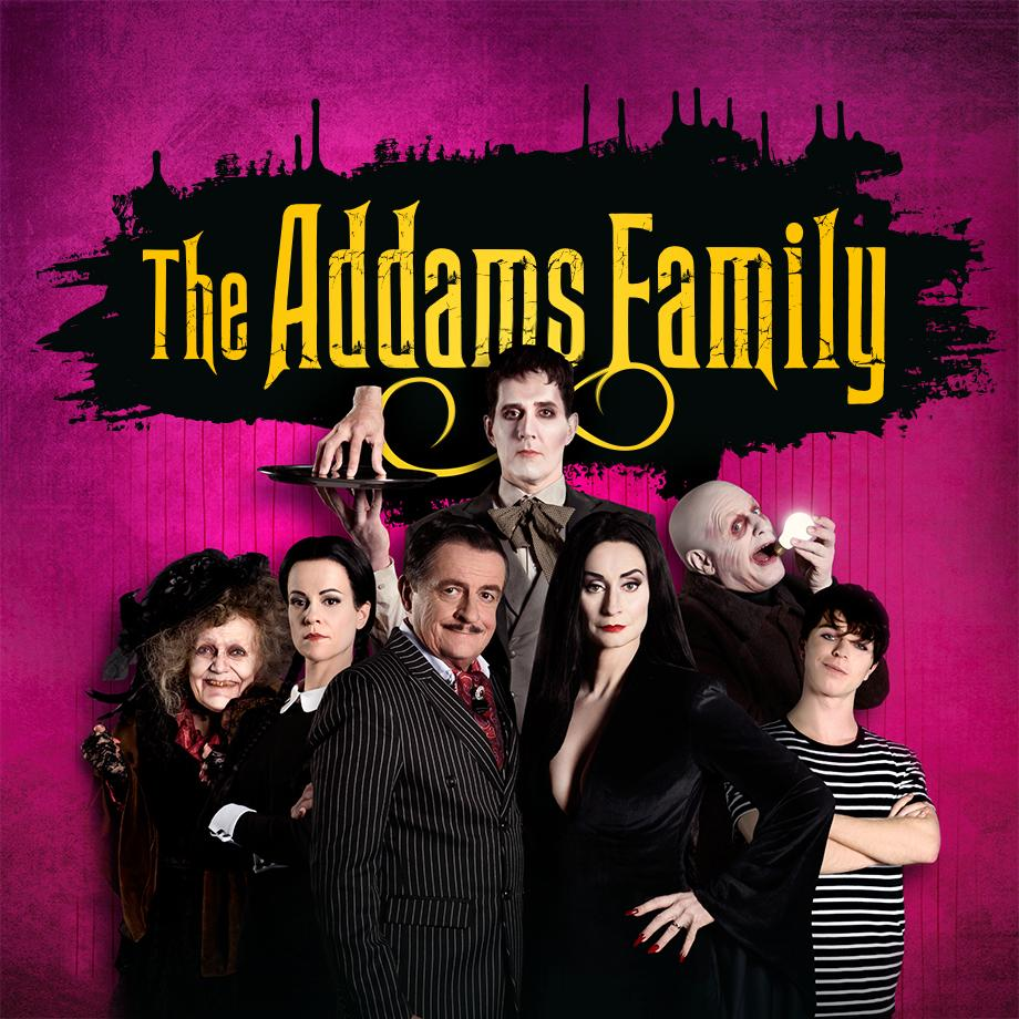 The Addams Family – tot 50% voordeelvoucher