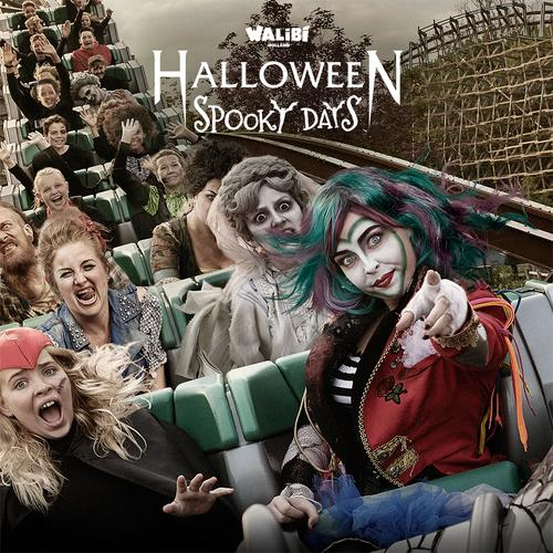 Halloween Spooky Days in Walibi Holland