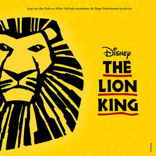 Tot 50% voordeelvoucher Disney's The Lion King